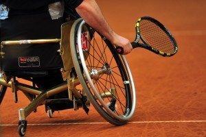 Risarcimento Salute sostiene tennis in carrozzina pro bono