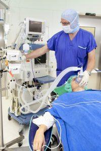 problema errore anestesia totale