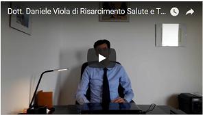 Daniele Viola Risarcimento Salute Video malasanità