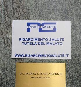 risarcimento salute sede Brugherio Milano